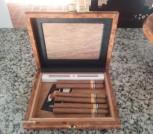 Zigarren - Humidore mit Inhalt