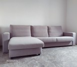 Modernes Sofa  / Schlaf-Couch