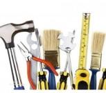 Bauarbeiten und Bauhilfe