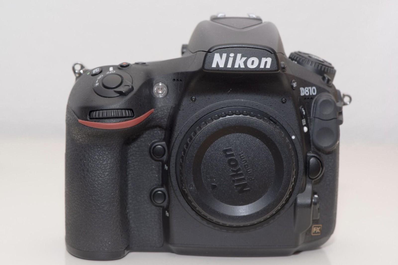 Nikon D810 Kamera