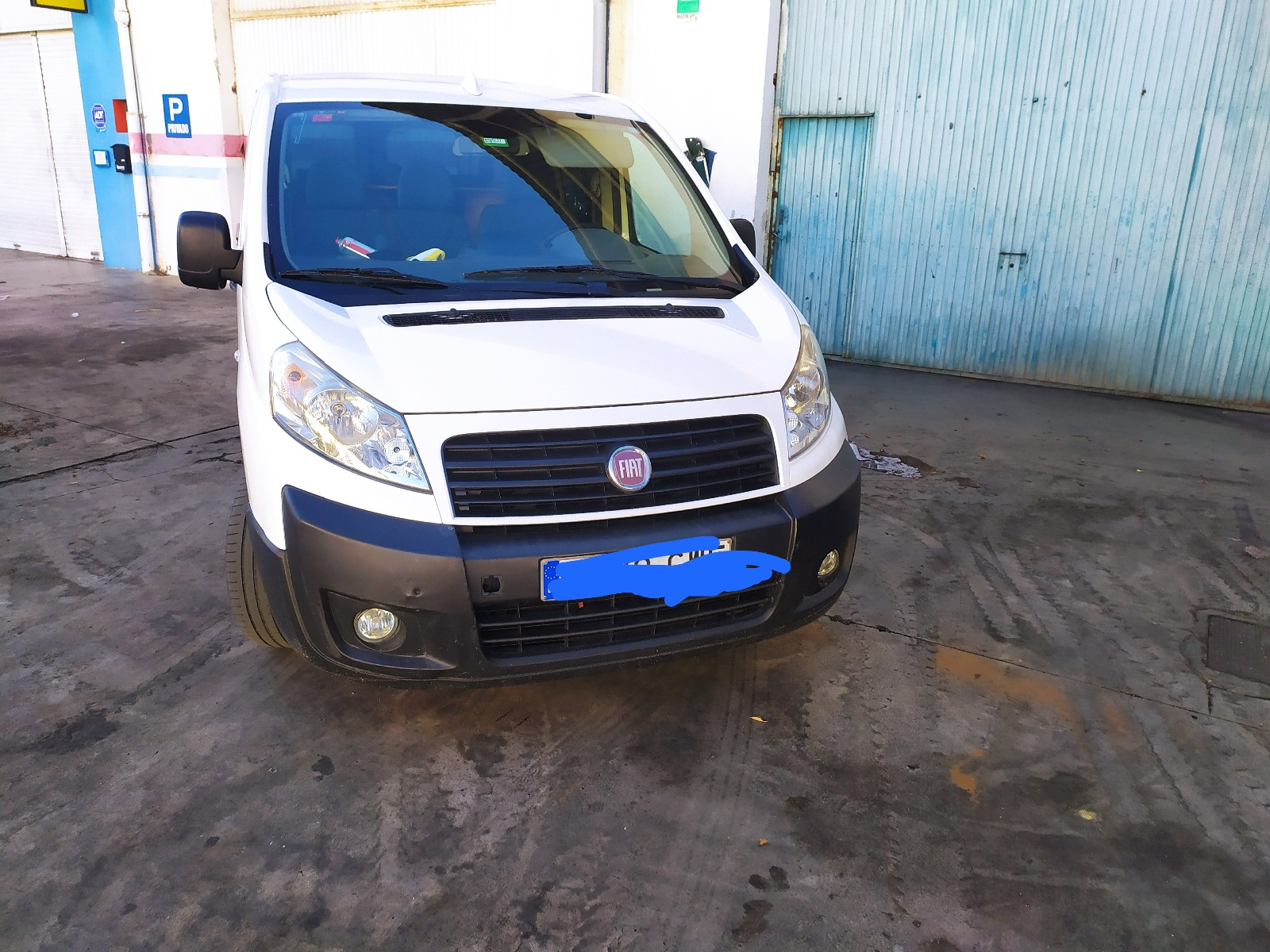 Fiat Scudo 9 sitze